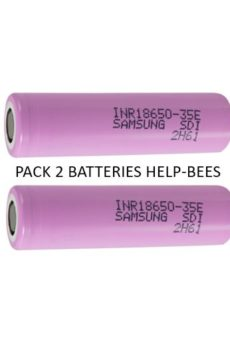 batteries lithium 18650 3500